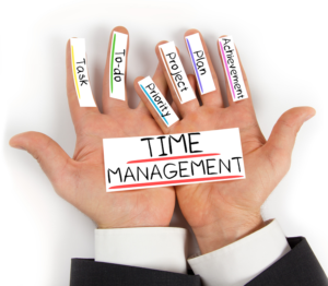 picture of learning to manage time